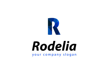 letter R Template for your company