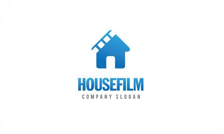 house film Illustration