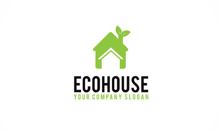 house Template for your company Ilustrace