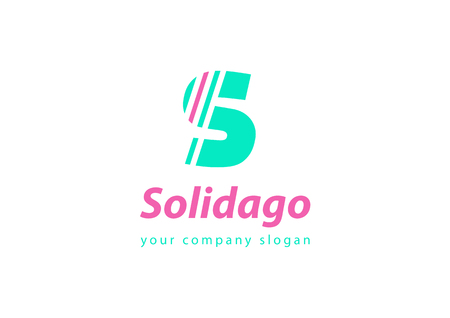 letter S Template for your company