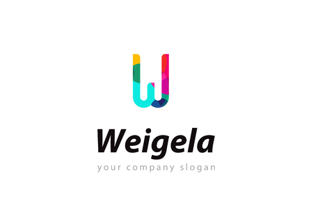 letter W Template for your company