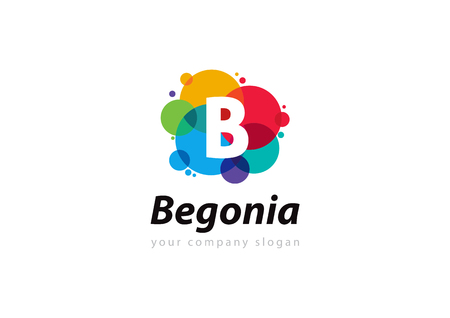 letter B Template for your company