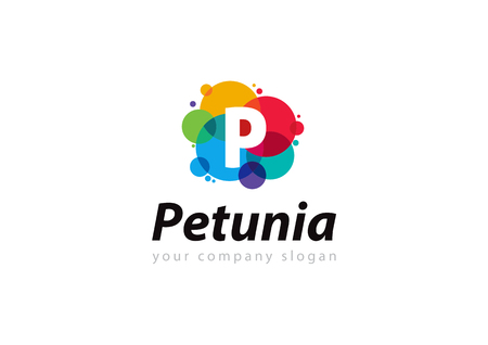 letter P Template for your company Imagens - 57362979