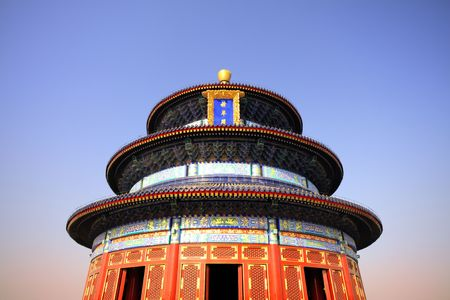 temple of heaven: Temple of Heaven (Tian Tan is well-known Chinese Name of this architecture) in Beijing