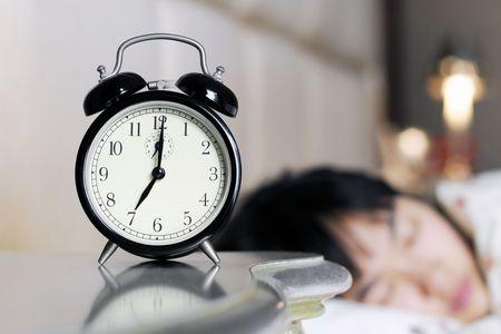 dia y noche: Waked hasta por el ruido de Alarma