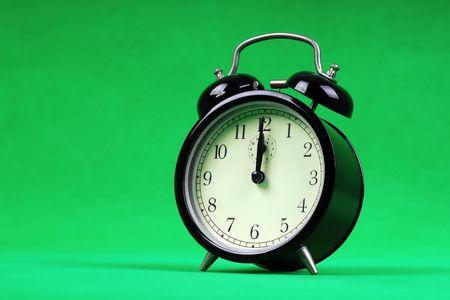 warning indicator: Alarm Clock