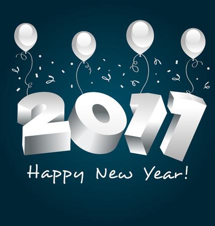 prata: Happy New Year 2011 (silver)