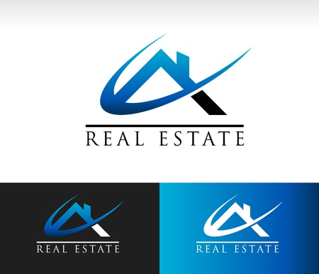Real Estate House Roof Icon Stock Vector - 18959603