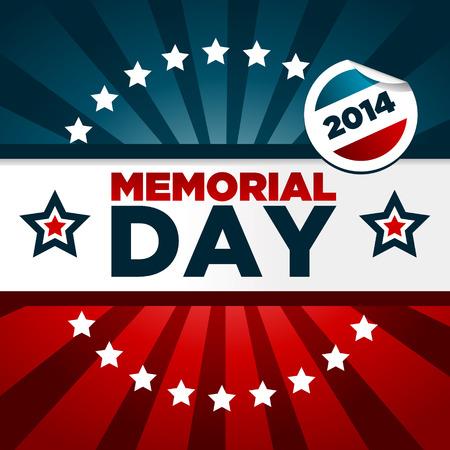 patriotic background: Memorial day patriotic background