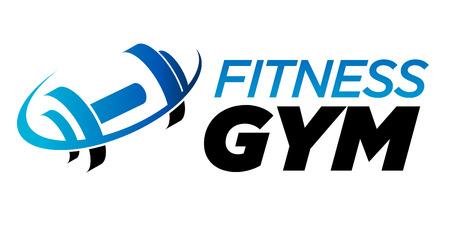 Gym Fitness Logo Icon