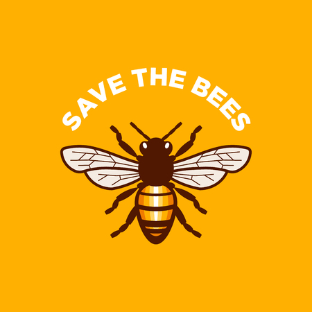 Save The Bees Design
