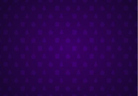 Purple christmas pattern vector illustration Vector