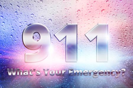 noodoproep VS, Amerikaans politieconcept, noodoproep 911