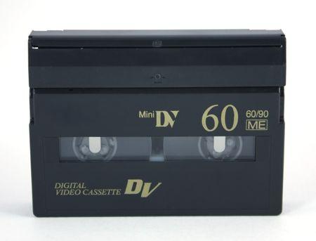 video tape mini DV