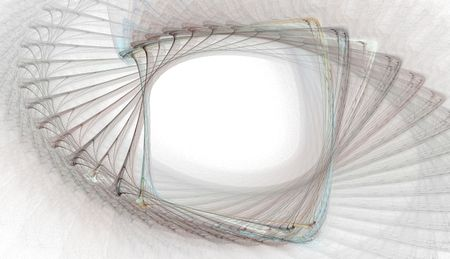 Abstract image with copy space in the middle photo