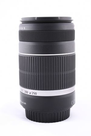 telezoom lens 55-250 is, photography, stabilizer