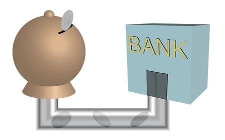 moneybox: Hucha conectado a un banco