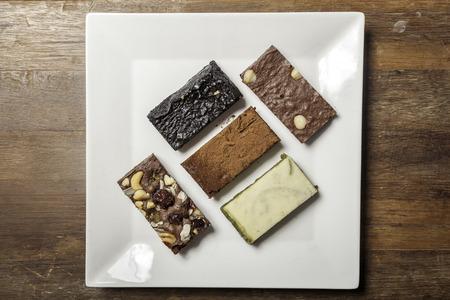 brownie: brownie Stock Photo