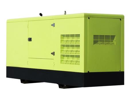 powerhouse: Diesel Generator