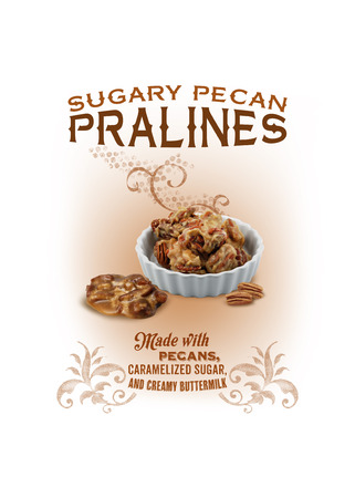 NOLA Collection Pecan Praline