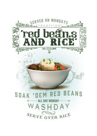frijoles rojos: Nola Colección frijoles rojos y arroz