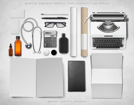 Brand Identity Mockup