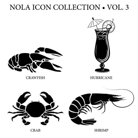 New Orleans Icon Collection Vol 3