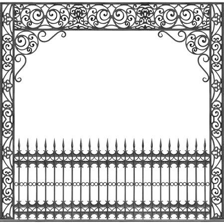La Nouvelle-Orléans Balcon Galerie Forgé Fonte Banque d'images - 70749458