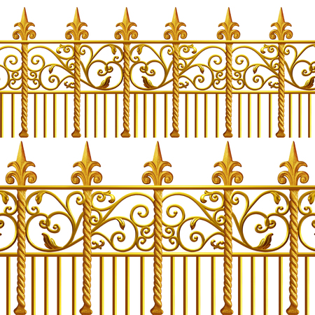 cast iron: New Orleans Balcony Gallery Wrought Cast Iron Stock Photo