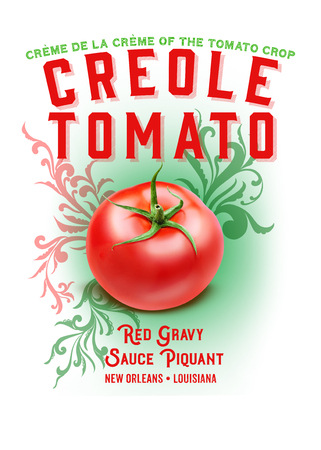 New Orleans Louisiana Culture Collection Creole Tomato