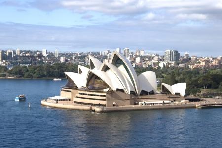 シドニー ・ オペラハウス 写真素材