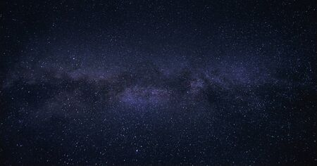 Astrophoto of a Milky Way galaxy seen from Cyprus island in October