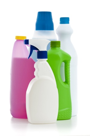 House Cleaning Chemicals photo
