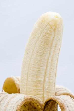 Peeled Banana photo