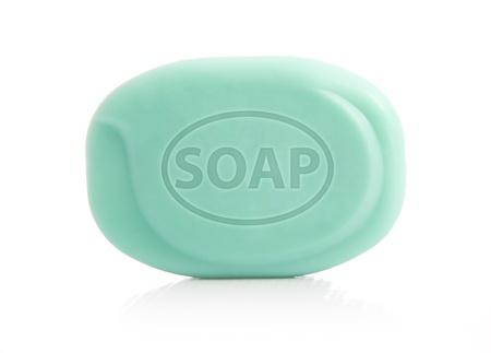 Green Bar of Soap