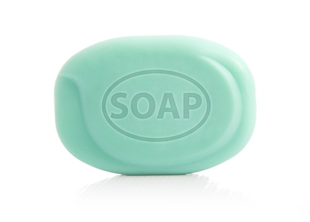 Green Bar of Soap
