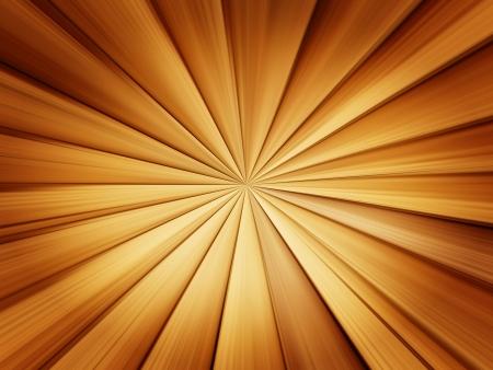 intense: Wood Star Stock Photo