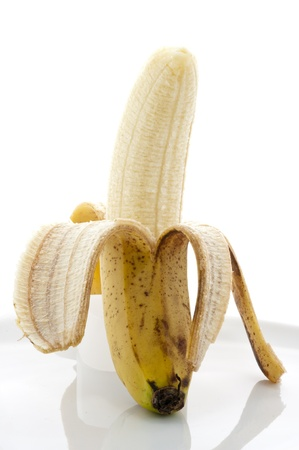 peeled banana: Peeled Banana
