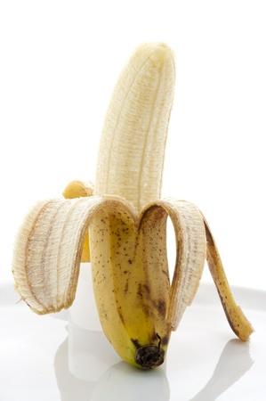 freshest: Peeled Banana