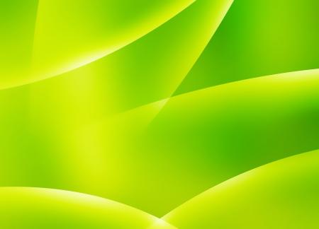 Abstract Green Wallpaper photo