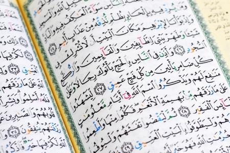 recite: Quran Page