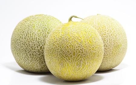 honeydew: Cantaloupe Fruits Stock Photo