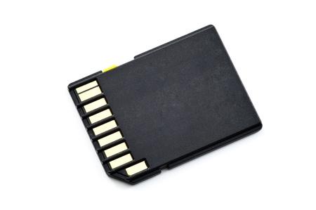SD Memory Card Stock Photo - 14716706