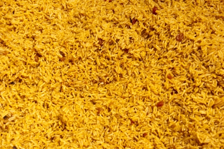 Arabian Rice Kabsa photo
