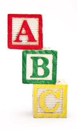 Letter Blocks photo