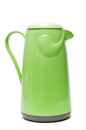 Green Thermos photo