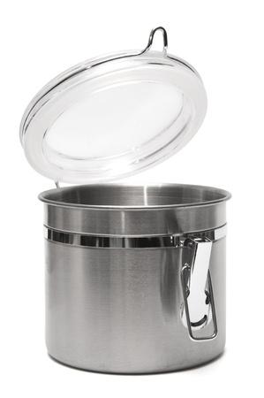 Kitchen Steel Jar photo