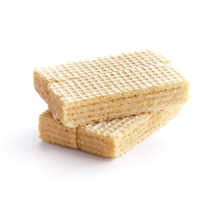 Cream Wafer Bars Stock Photo - 14908195