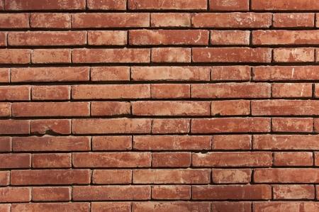 large build: Muro di mattoni