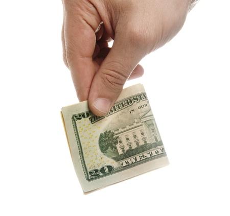 Money Donation Stock Photo - 15193625
